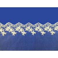 China Fashion Embroidered Custom Made ladies suits lace dress fabric /Embroidery Lace Fabric wholesale