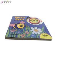 China Education Die Cutting Picture Board Books Toddlers Cardboard Children'S Books wholesale