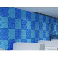 China Hotel Hallways Decorative Interior / Exterior 3D  Wall Panels for Entertainment Wall Decals wholesale