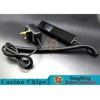 China Smart Portable Casino UV Light Detector , Counterfeit Poker Card Scanner wholesale