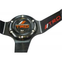 Quality Rubber Universal Racing Steering WheelWith Good Operation Performance for sale