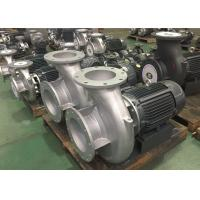 Buy cheap High Performance Centrifugal Pump End Suction Single Stage With Teco Motor product