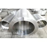 China High Press Vessel Alloy Steel Forgings 30CrNiMo8  823M30 31CrNiMo8 30CND8 Wind power Shaft wholesale