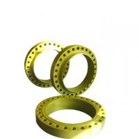 China ASTM A105, A350 LF1 Industrial Oil Threaded Bronze Forged Steel Flanges with ISO9001 wholesale