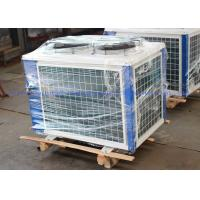 China R404a Copeland Air Cooled Condensing Unit Low Temperature For Marine Freezer on sale