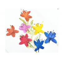 Buy cheap Azaleas DIY handmade material dried flower Arrangements Raw Material For Apple iPhone X from wholesalers