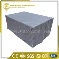 China Durable Mildew Resistant Poly Patio Furniture Cover on sale