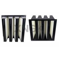 Buy cheap 100 % Waterproof 25mm Flange Gas Turbine air Filter Anti - Rust Material from wholesalers