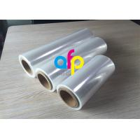 China 25 Mic / 90 Gauge Plastic Heat Shrink Wrap Film , Highly Clear Shrink Packaging Film wholesale