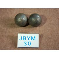 Quality Long Working Life Grinding Balls For Ball Mill , Forged Grinding Steel Ball for Power Station for sale