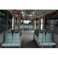 Buy cheap Comfortable 14 Seater International Airport Bus With BRIDGESTONE Tire from wholesalers