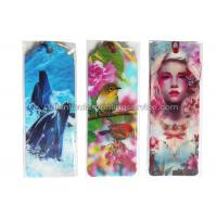 Quality Custom Plastic Bookmarks With Display Box for sale