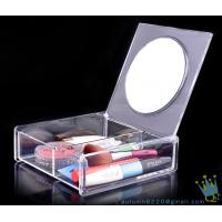 China cosmetic mirror and organizer wholesale