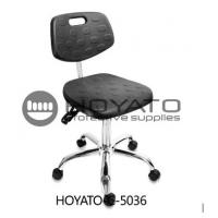 China Anti Skid Ventilation ESD Cleanroom Chairs 360 Degree Rotation ESD Office Chair wholesale