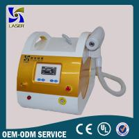 China Professional q switched nd yag laser tattoo removal machine for beauty salon use wholesale
