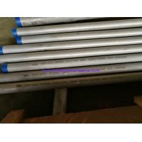 """China Seamless Stainless Steel Pipe, ASTM A312 TP304H, TP310H,TP316H,TP321H, TP347H Grain Siz Test 1-1/2"""" SCH40S 6000MM wholesale"""