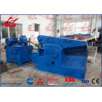 China Alligator Metal Shears 200Ton Force 25kW Motor Hydraulic Steel Scrap Shearing Machine wholesale