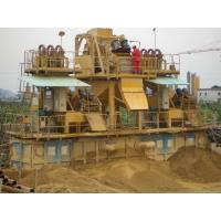 Buy cheap High flow rate reliable desanding plant system for piling and tunelling project from wholesalers