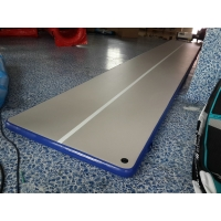 China 3*2*0.2m 4*2*0.2m OEM Inflatable Air Track Gym Mat wholesale