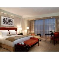 Buy cheap Custom Made 5 Star Hotel Bedroom Furniture Sets With Timber Material from wholesalers