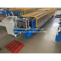 China Siding Panel Forming Machine For Kosovo wholesale