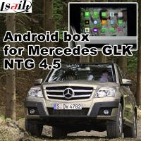 Buy cheap 1.6 GHz Mercedes - benz GLK gps navigator android mirrorlink rearview video play product