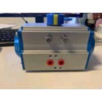 China aluminum alloy  ø75mm double-acting, pneumatic 1/4  turn rotary actuator wholesale