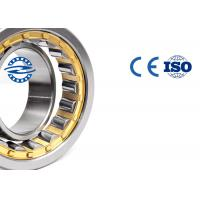 China Stable Performance Cylindrical Stainless Steel Roller Bearings NU319 For Motorcycle on sale