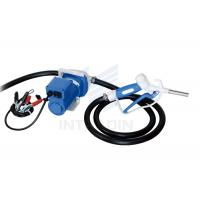 China Portable DC 12 Voltage Urea Transfer Pump Sets With 6 Meter Delivery Hose wholesale