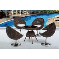 China Outdoor furniture beach/poolside dinning set --16031 wholesale