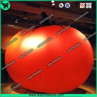 China Advertising Inflatable Vegetable Replica/Inflatable Tomato Model Customized wholesale
