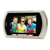 """Quality 4.3"""" Digital Door Peephole Viewer Photo Video Camera Recorder Home Security for sale"""