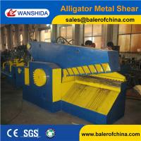China Metal Cutting Machine/hydraulic scrap metal shears wholesale