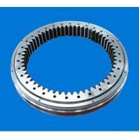 China RKS.22 0541 SKF slewing bearings,445x648x56mm,ball bearing with internal gear wholesale