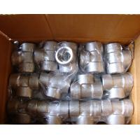 China ASTM / ASME A / SA 182 Stainless Steel Forged Pipe Fittings F 304, 304L, 304H, 309S, 309H wholesale