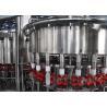 China Automatic Hot Filling Machine , Glass Bottled Grape Juice Making Machine wholesale