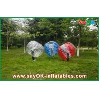 China 1.8m Giant Inflatable Sports Games , Buddy Inflatable Bumper Ball wholesale