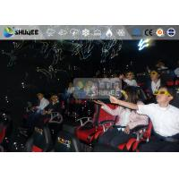 China 5D Theater For Electronic Motion Control System In Theme Parks wholesale