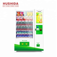 China Healthy Food TFT LCD 21.5 Inch Automatic Vending Machine on sale