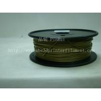 Bronze 3D Printer Metal Filament Polished 1.75 Mm 3D Printer Filament