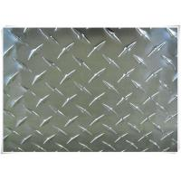 China Colding Working 3000 Series Aluminum Alloy Sheet Tread Plate Reflective Five Bars wholesale