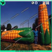 China Vegetable Promotion Inflatable Model Inflatable Corn Replica/Inflatable character wholesale