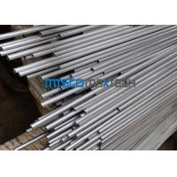 China 16SWG S31803 / 2205 Duplex Steel Tube With Pickling Surface For Oil Refinery wholesale