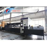 Buy cheap High Precision Pipe Laser Cutting Machine With IPG Laser Source Stable Operating from wholesalers