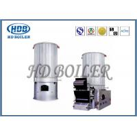 China Vertical Gas Oil Fired Thermic Fluid Boiler High Efficiency Low Pollution Emission wholesale