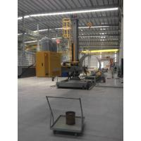 China Remote Control  Welding Manipulator With Recovery Machine And Cross Slide wholesale