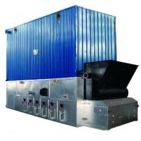 China Coal Fired Vertical Thermal Oil Boiler For Industrial , Hot Oil And Coal Fuel wholesale