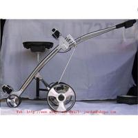 China 106E shark electrical golf trolley wholesale
