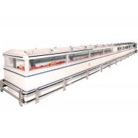 China Horizontal Low Temperature Supermarket Island Freezer For Resturant wholesale
