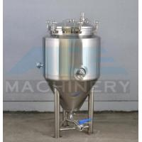 China Hot product for sale 100-50000litres wine/beer fermentation tank Food grade stainless steel wine fermentation tank wholesale